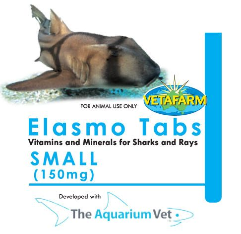 Elasmo Tablets (small) x 100 tablets (AUSTRALIA ONLY)